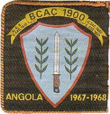 Batalhão de Caçadores 1900 Angola
