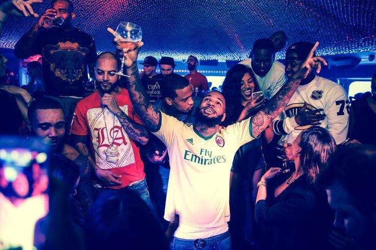 Party shots - The Game & Friends - VIP ROOM Dubai