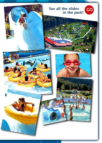 Bridal Falls Waterpark - Spend a day full of fun with water on the east end of Chilliwack!