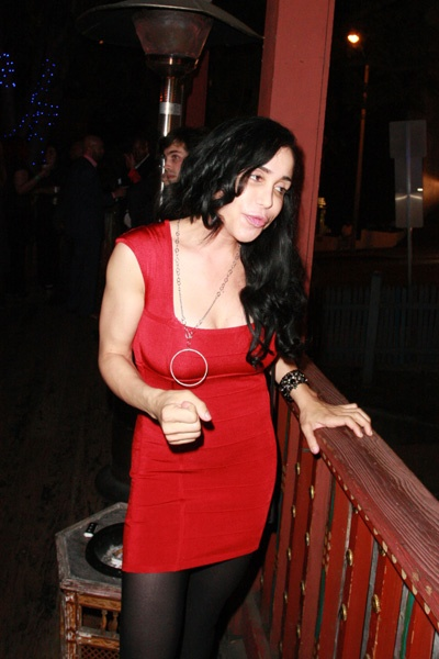 Octomom celebrates 36th birthday at House of Blues