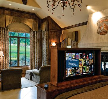 Motorized TV Lift Cabinet bedroom | Bedroom Photos Bedroom Products Bedding Beds and Headboards ...