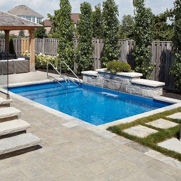 M s de 1000 ideas sobre piscine creus e en pinterest - Amenagement exterieur piscine creusee ...