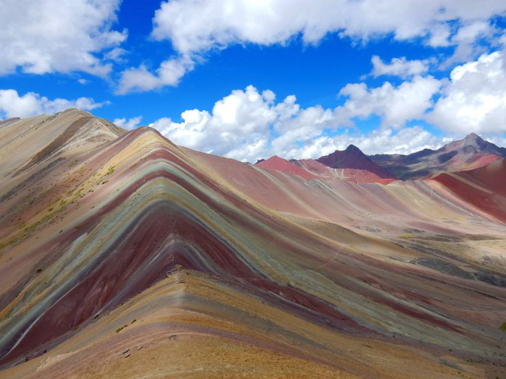 Rainbow Mountains Peru [OC] [300x300]