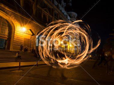 Fire Dancer Series by E.Sezer
