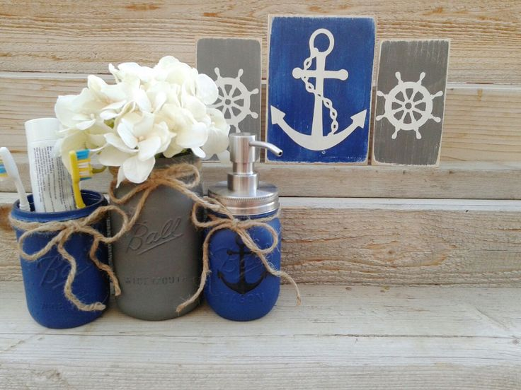 Best 25+ Nautical Bathrooms Ideas On Pinterest