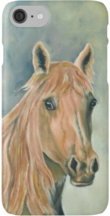 IPhone Case,  brown,cool,beautiful,fancy,unique,trendy,artistic,awesome,fahionable,unusual,accessories,for sale,design,items,products,gifts,presents,ideas,earthly colors,horse,equine,portrait,animal,wildlife,redbubble