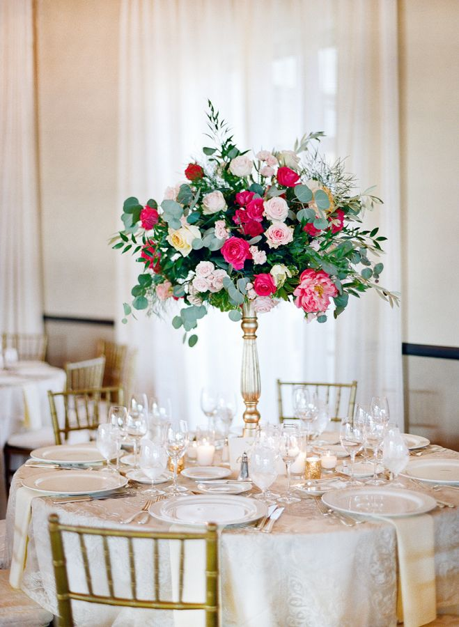 2797 best wedding centerpieces images on pinterest diy wedding peony rose and eucalyptus wedding centerpiece httpstylemepretty junglespirit Image collections