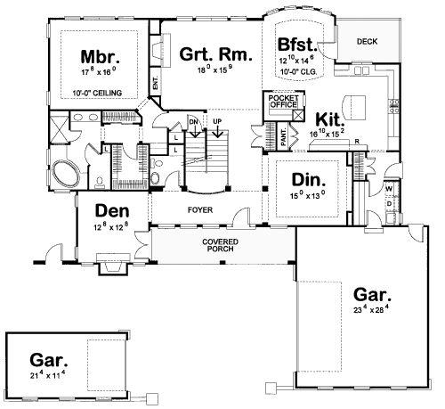 21 best floor plans panacea images on pinterest floor for Lucky 4 ranch floor plan
