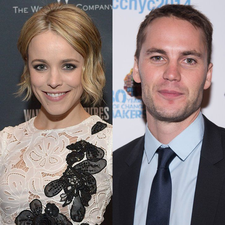 Pin for Later: 18 Actors Who Couldn't Seem to Stop Dating Their Costars It was recently reported that Rachel McAdams is dating her True Detective costar Taylor Kitsch.
