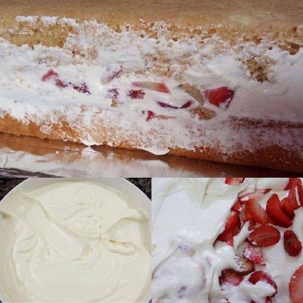 A Receita de Recheio de Chantininho com Morango é leve, deliciosa e fácil de fazer. Aprenda agora e faça um bolo de chantininho com morango de arrasar!