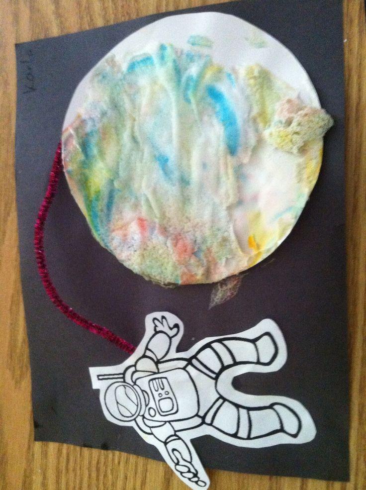 astronaut vest crafts - photo #49
