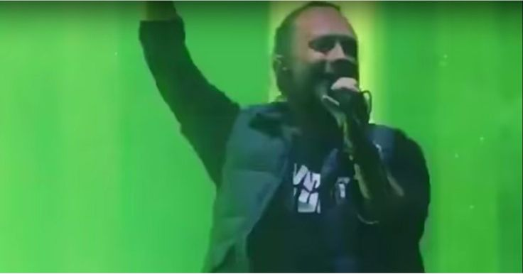 "This Viral Video of Radiohead's Cover of ""Gasolina"" Is Not Real - but It Sure Looks Like It"