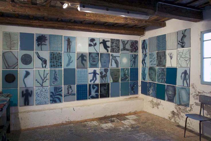 Dentro dipinta gabbia/2004/(studio)