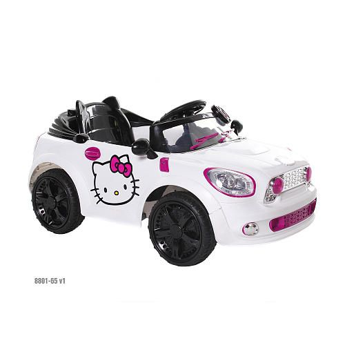 hello kitty 6 volt coupe buy this for my little girl for christmas
