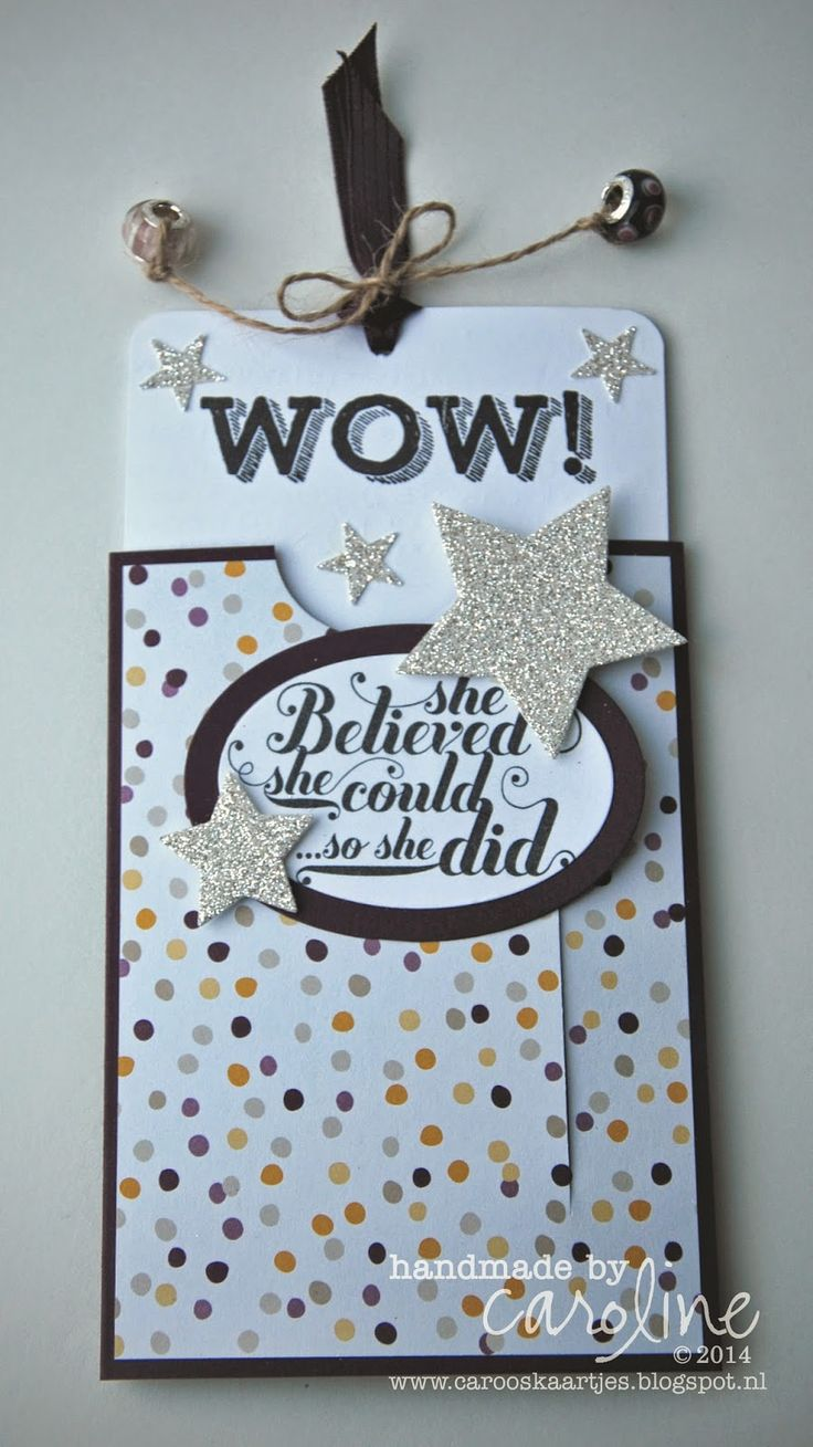 WOW! She believed she could...so she did Stampin' Up! Feels Good Bravo! Case from Dawn Griffith - Dawn's Stamping Thoughts