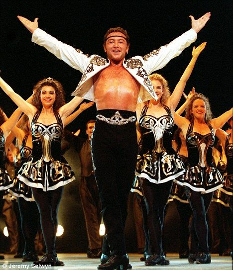 Michael Flatley; Concert Flautist, Champion Pugilist and oh yeah, Guinness World Record Breaking Tap-tastic Creator of Riverdance, Lord of the Dance, Feet of Flames and Celtic Tiger.  All that and a pretty face too!  Just watched LotD again reliving seeing it at Hammersmith in London circa 1996/7