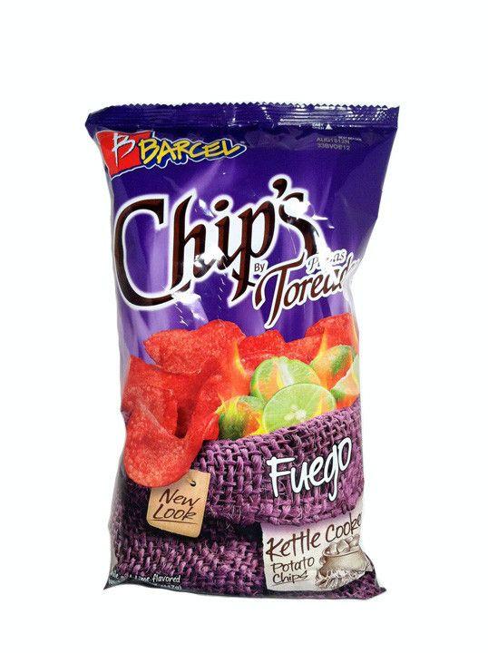 Barcel Chips Papas Toreadas Fuego 4.12