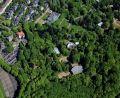 So grün ist Wuppertal. Ein Blick auf das Zooviertel bestätigt, dass Wuppertal den Ruf, grünste Großstadt Deutschlands zu sein, zu Recht hat. Peter Sondermann/City-Luftbilder