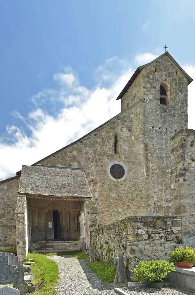 L'eglise de st Engrace de ravisse