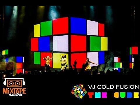 MIXTAPE rewind 2014 - VJ COLD FUSION