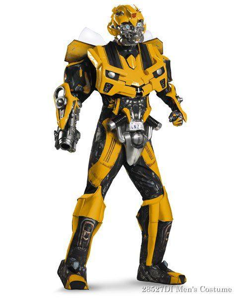 scarpe esclusive colori armoniosi online qui Theatrical Quality Transformers Movie 3 Bumblebee Mens ...