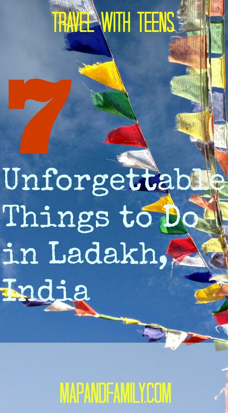 A family trip to Ladakh, India with teens. Hiking, white-water rafting and learning about this remote Himalayan way of life.