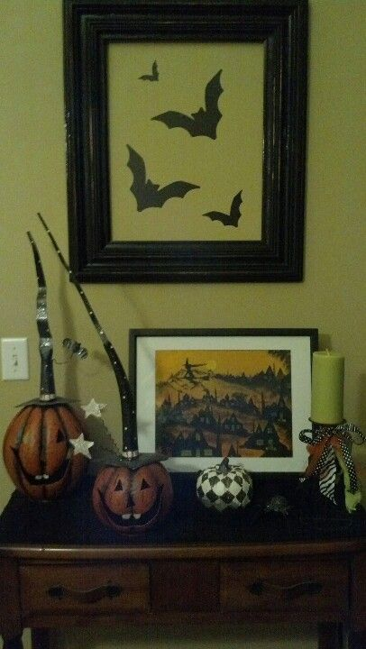 Halloween Decor Halloween Town Pinterest Holidays