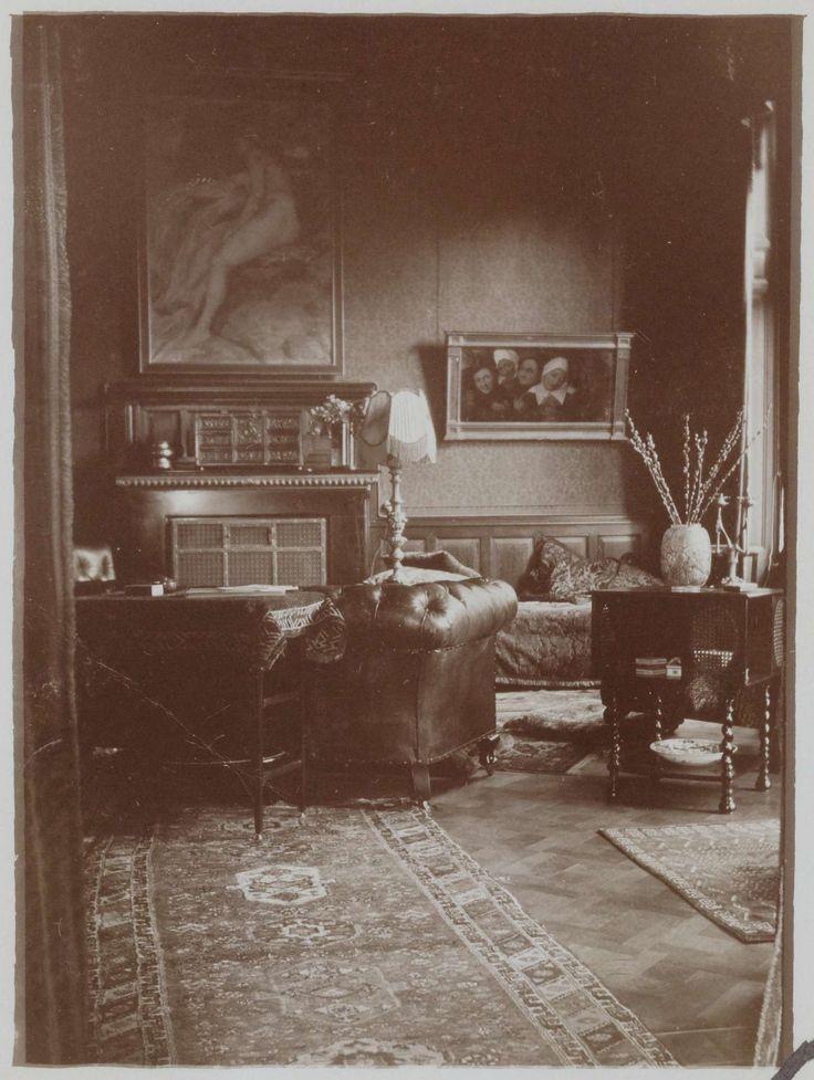 357 best victorian edwardian interior photographs for Victorian villa interior design