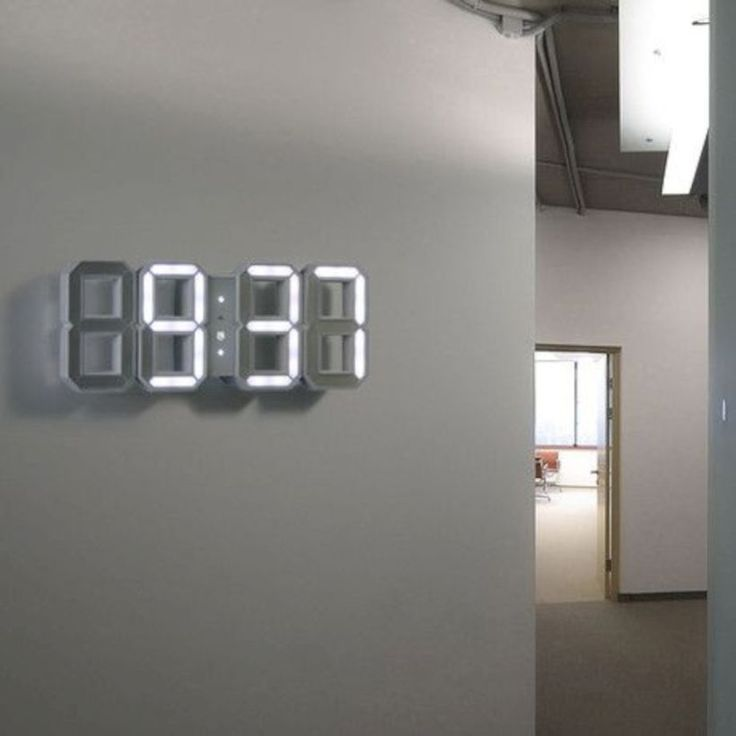 Best 25+ Modern Wall Clocks Ideas On Pinterest | White Wall Clocks