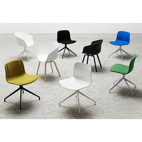 Fesselnd ABOUT A CHAIR   Ref. AAC14 And AAC14 DUO   Polypropylene Shell, Aluminium  Legs