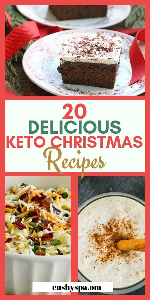 20 köstliche Keto-Weihnachtsrezepte, die Sie probieren müssen