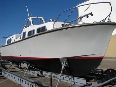 33 Foot Personnel Boat Navy Hull Registry Number 33pe8701