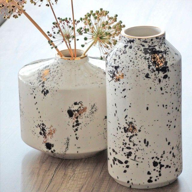 10 Fearsome Vases Handmade Ideas Vase Crafts Diy Vase Paper Vase