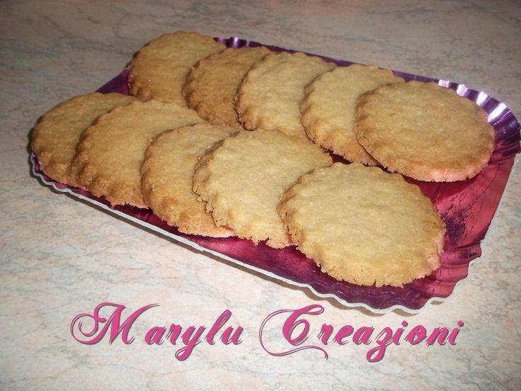 Biscotti alla cannella, ricetta dolce