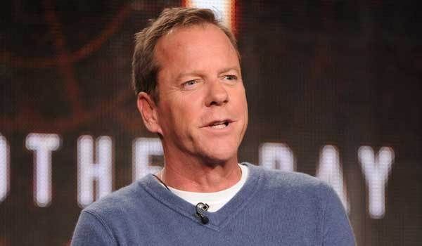 Kiefer Sutherland didn't want daughter to act - Social News XYZ