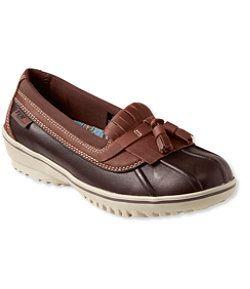 #LLBean: Bar Harbor Rain Shoes