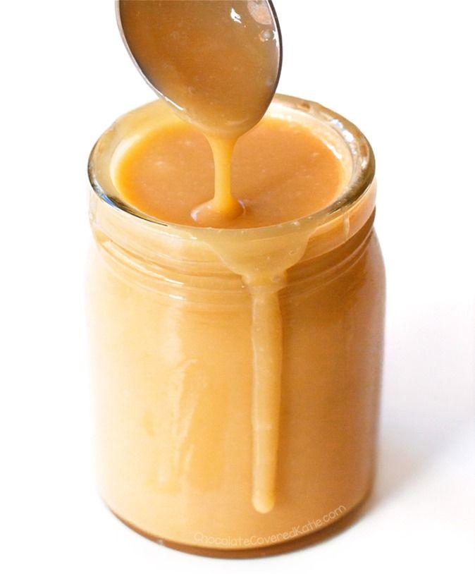 How To Turn Coconut Milk Into Caramel Recipe on Yummly. @yummly #recipe