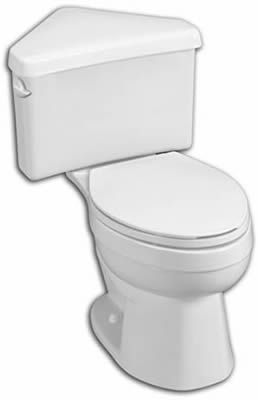 Corner Toilet American Standard And Toilets On Pinterest