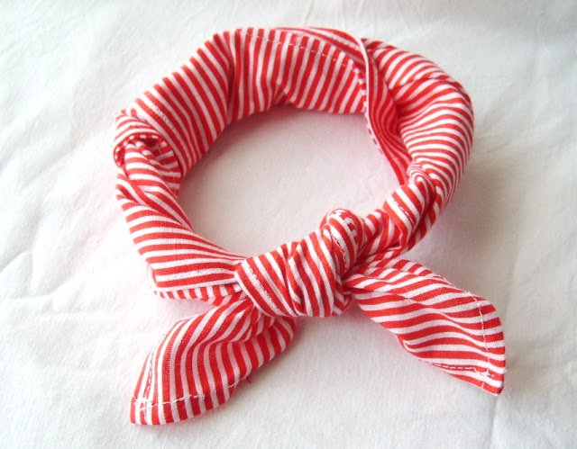 How to make an easy scarf -diy