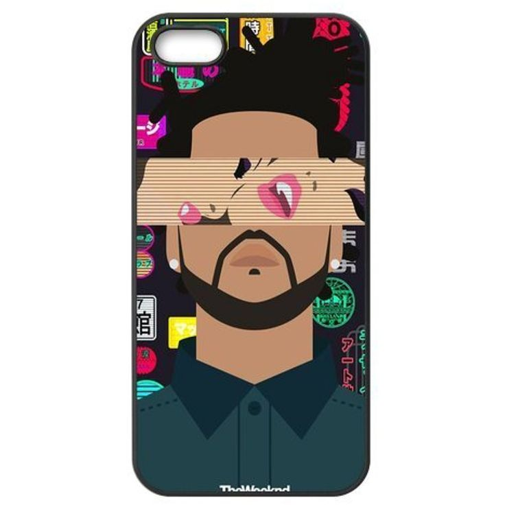 the Case Shop- The Weeknd XO Band TPU Rubber Hard Back Case Silicone Cover Skin for iPhone 5 and iPhone 5S , i5xq-556 >>> Check out this great product. (This is an affiliate link) #CasesHolstersClips