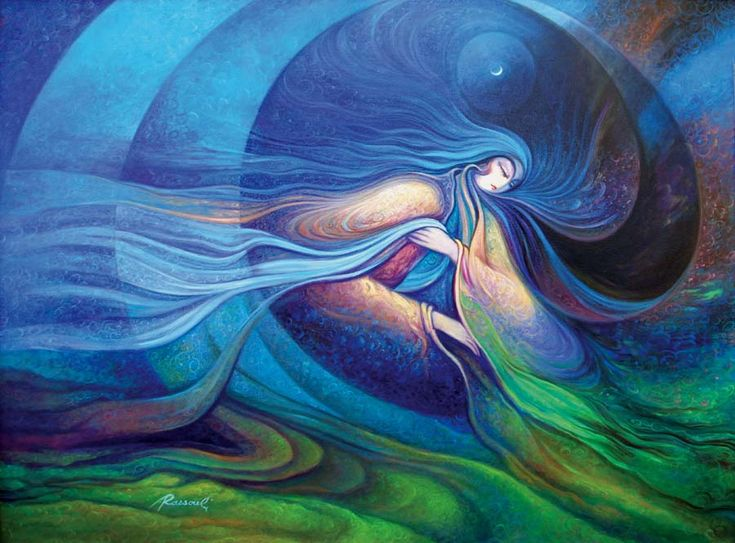 Rassouli - Immanent Soul.  Wow, this is so beautiful.