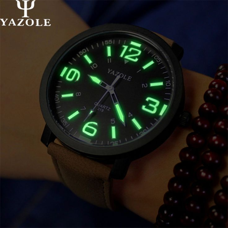 YAZOLE Luminous Men Watch     Tag a friend who would love this!     FREE Shipping Worldwide     Buy one here---> https://www.1topick.com/luminous-watches-men-watch-quartz/