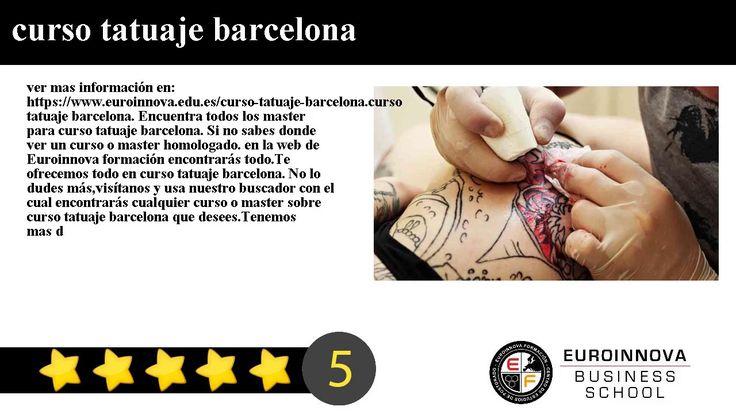 curso tatuaje barcelona - ver mas información en: https://www.euroinnova.edu.es/curso-tatuaje-barcelona.    curso tatuaje barcelona. Encuentra todos los master para curso tatuaje barcelona. Si no sabes donde ver un curso o master homologado. en la web de Euroinnova formación encontrarás todo.    Te ofrecemos todo en curso tatuaje barcelona. No lo dudes másvisítanos y usa nuestro buscador con el cual encontrarás cualquier curso o master sobre curso tatuaje barcelona que desees.    Tenemos mas…