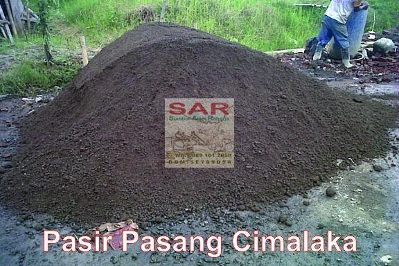 #Jual PASIR PASANG CIMALAKA di Bandung Info: Sumber Alam Raharja ✆/WA: 0889 101 2858 http://www.sumberalamraharja.com/2016/04/jual-pasir-pasang-cimalaka-di-bandung.html