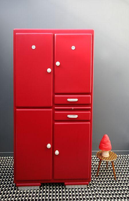 Buffet de cuisine : création www.madamelabroc.com