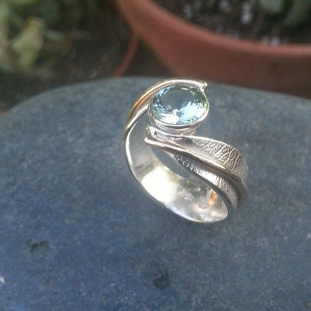 The 20 best custom wedding ring design ideas images on pinterest wrapped bodhi leaf ring 2 junglespirit Images