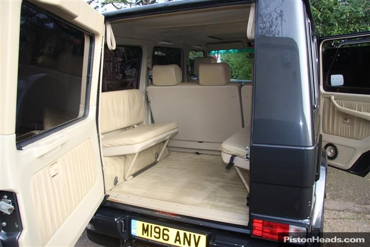 Used 1994 Mercedes-Benz G Class G300 LWB for sale in Essex | Pistonheads