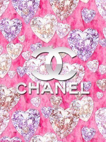 chanel diamond wallpaper wwwpixsharkcom images