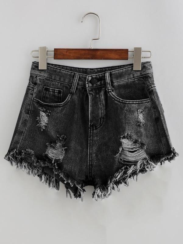 83b51f1d8 Shorts Feminino - Compre Agora Online. Shorts Pretos