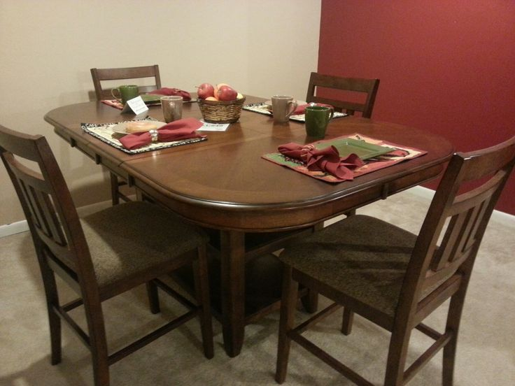 Beautiful Dark Brown Dining Room Set Just 1249 At OssianFruniture